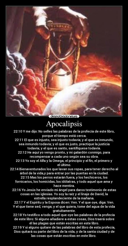 Apocalipsis Desmotivaciones