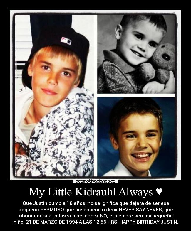 My Little Kidrauhl Always ♥ -