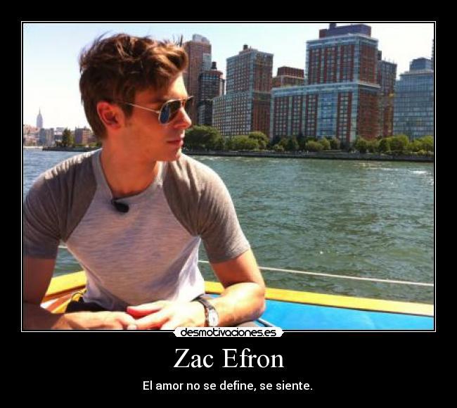 Zac Efron Desmotivaciones