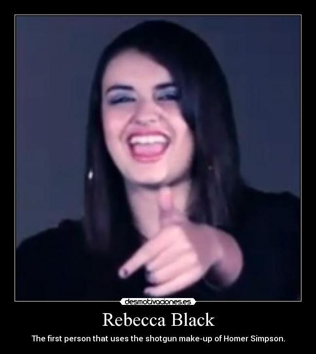 Pics Photos - Rebecca Black Meme Feb Utc