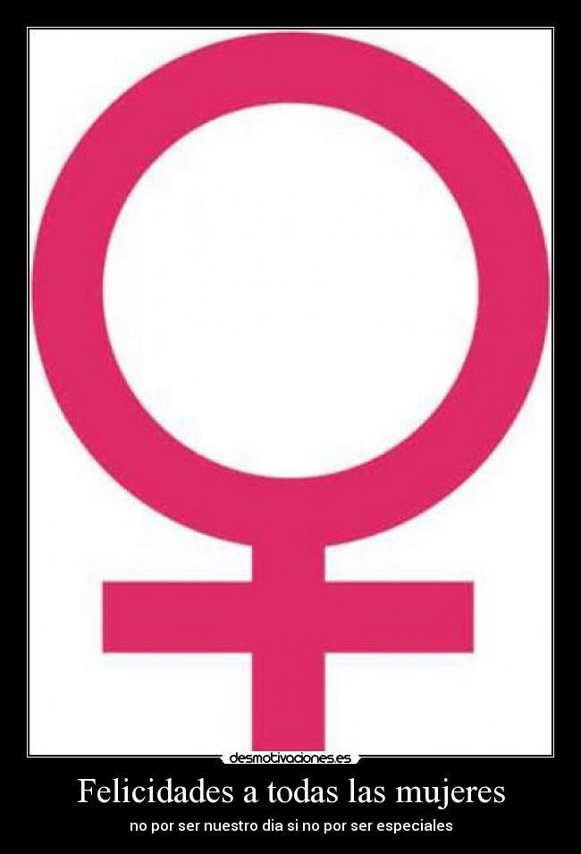 lista de todas las mujeres:
