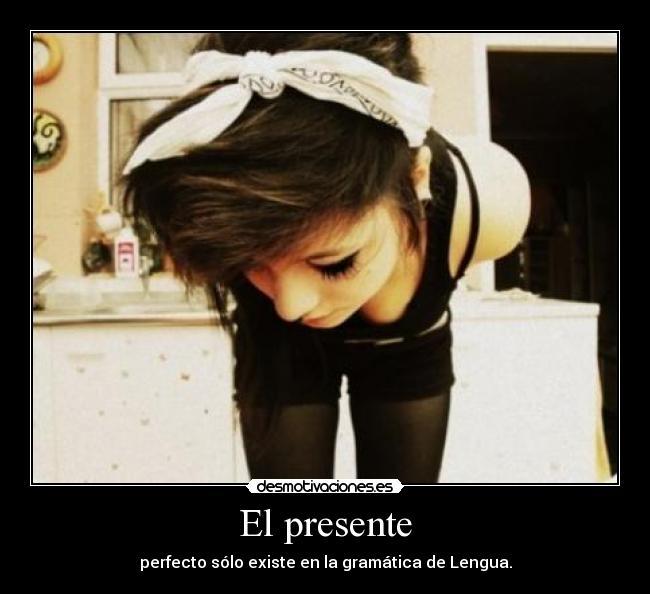 El-presente