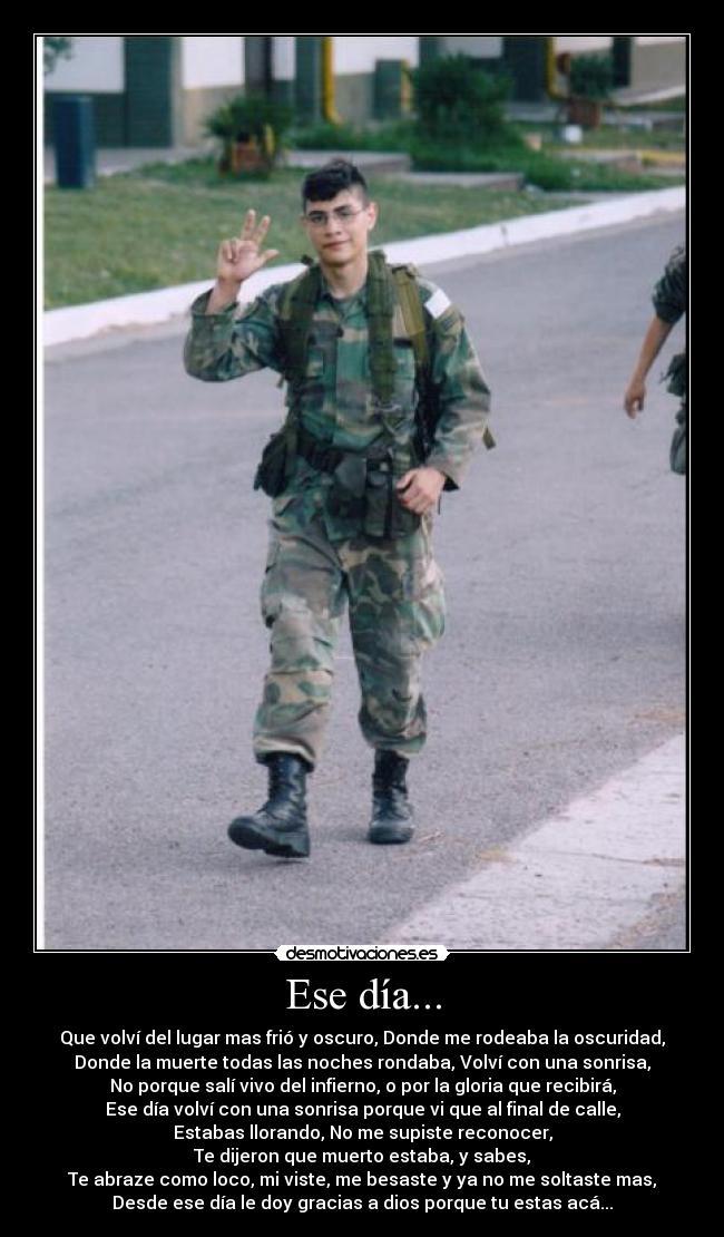 Imagenes De Amor a Un Militar