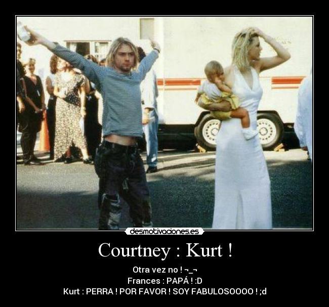 Frances Bean Cobain Kurt