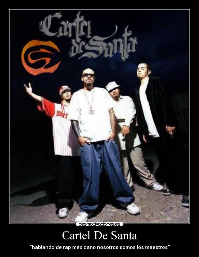 Rap y Hip Hop 2012 Mexicano Santa Rap Mexicano Hip Hop