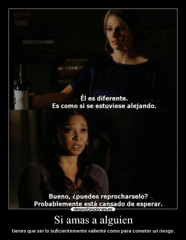 carteles beckett and lanie halcon ingles castle desmotivaciones