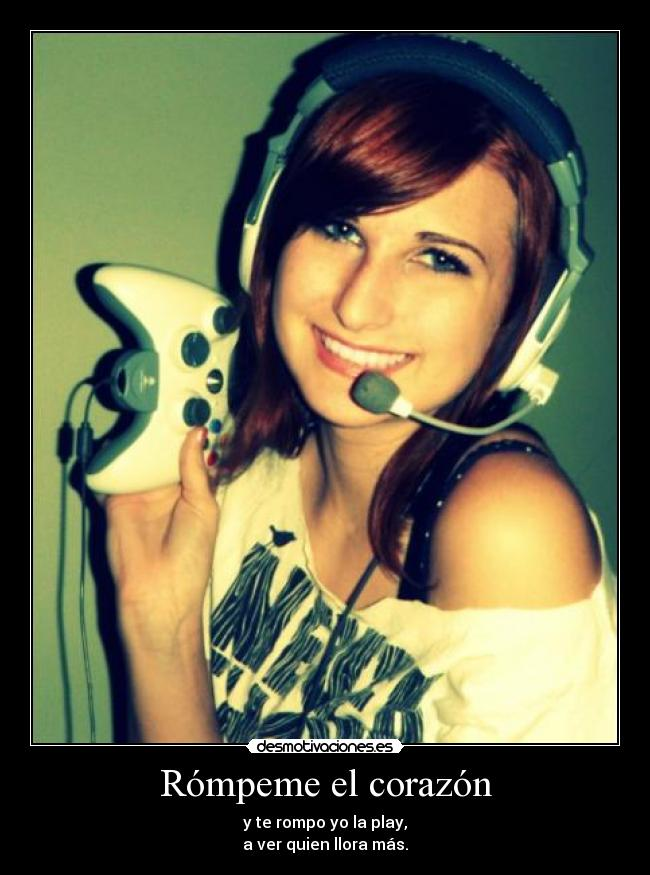 [Gamer] Imagenes de un Gamer, Motiva o Desmotiva