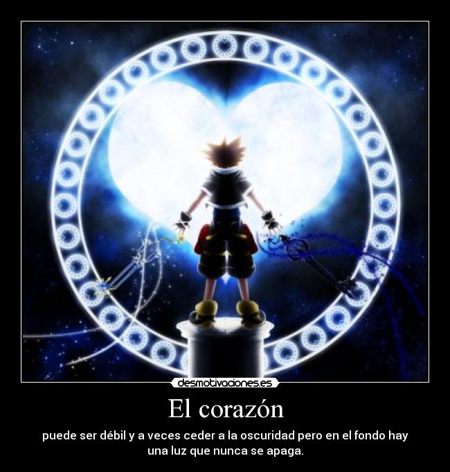 frasi d'amore kingdom hearts