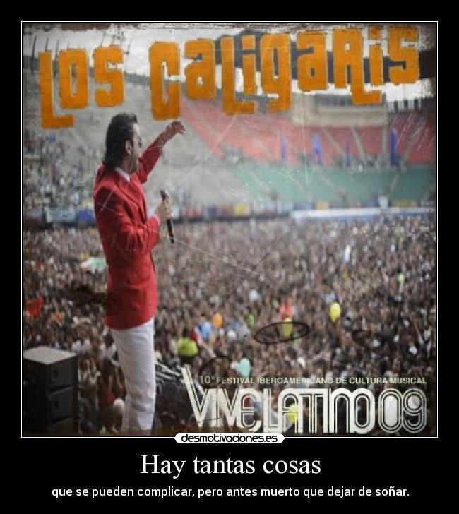 Latino Cartel Carteles Vive Latino Caligaris