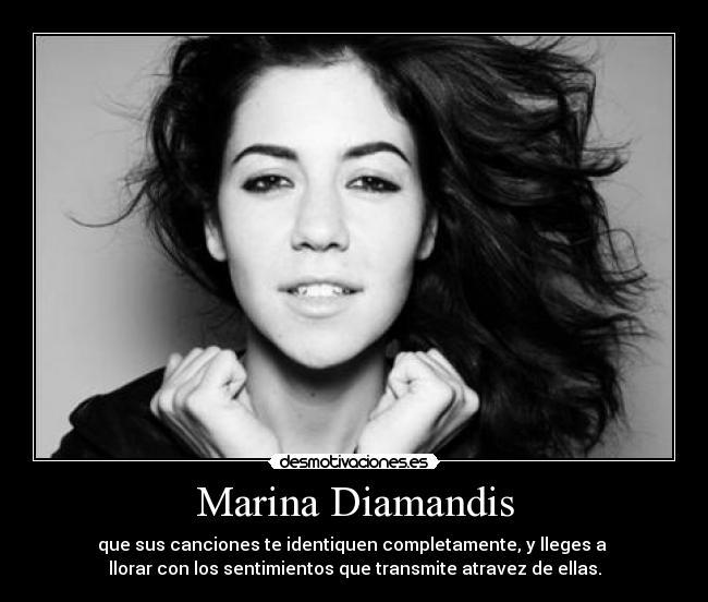Charli Xcx And Marina marina and the diamond...