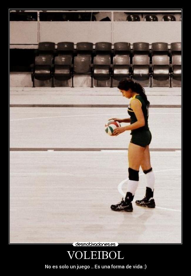 Voleibol Desmotivaciones