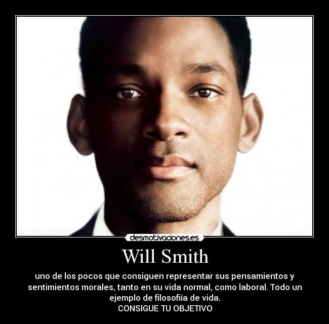 Will Smith carteles will smit