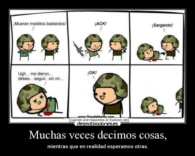 carteles belteamohermosa cyanide and happiness para hellangiehell jaja desmotivaciones