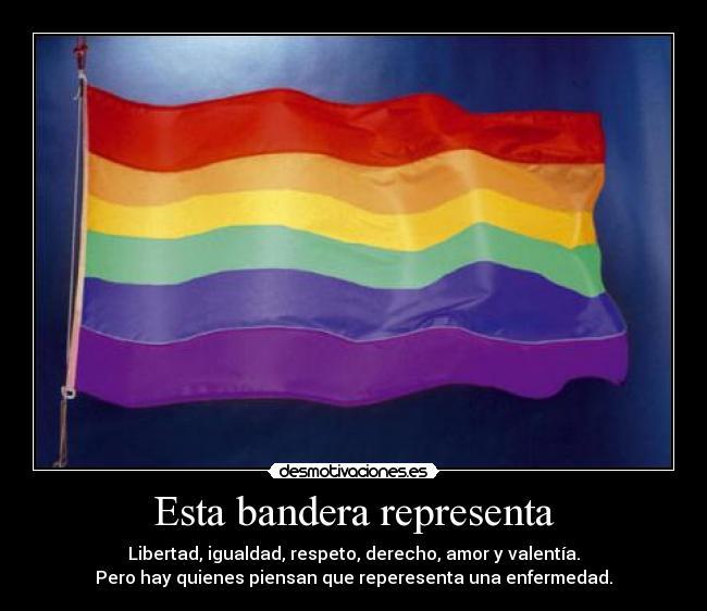 tipos de bandera gay