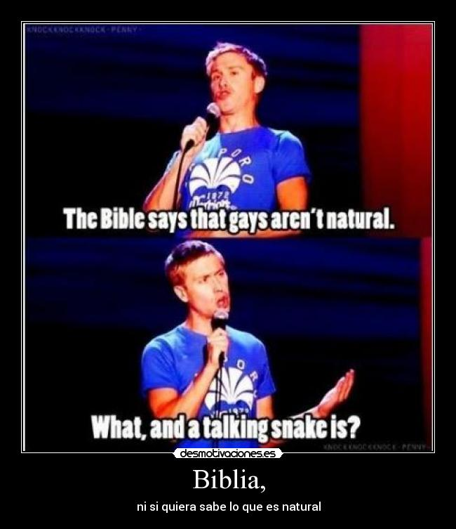 Bible Verses About Gay People - KING