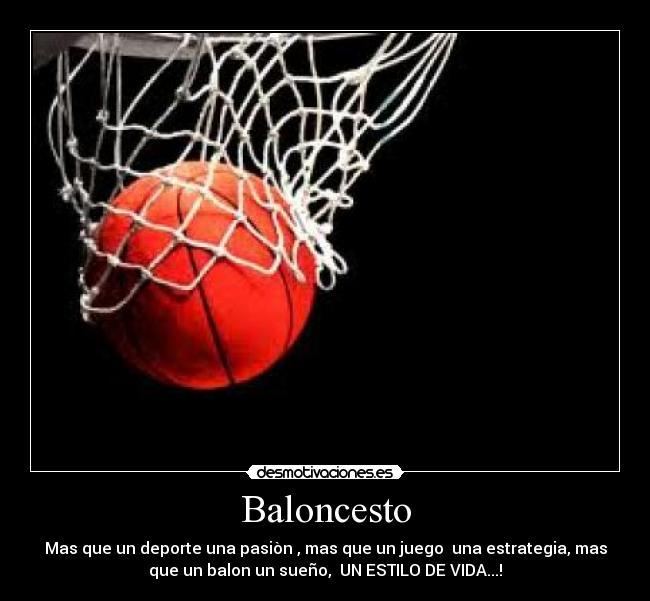 Frases del basquetbol - Imagui