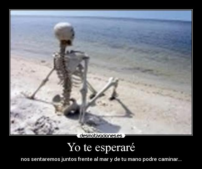 Te esperare > Poemas Del Corazon
