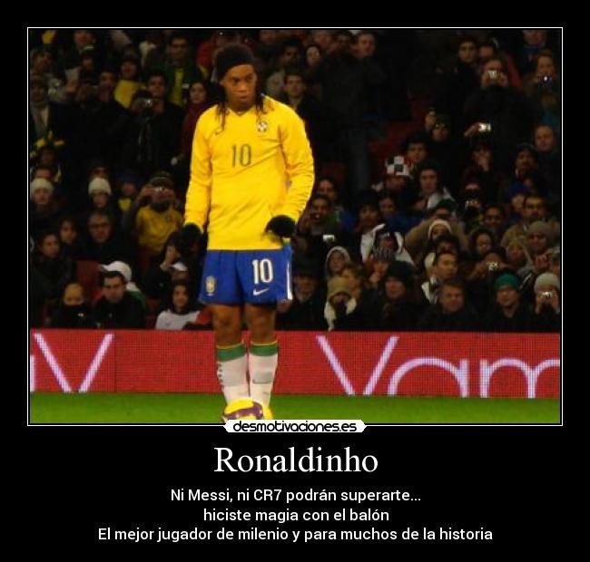 gol ronaldinho: