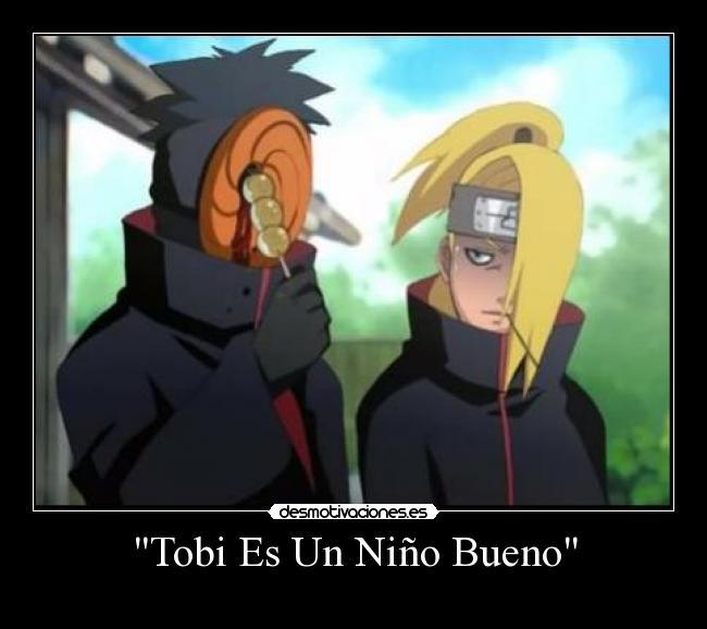 carteles naruto sakura sasuke shippuden anime madara uchiha deidara kakashi tobi akatsuki amistad desmotivaciones