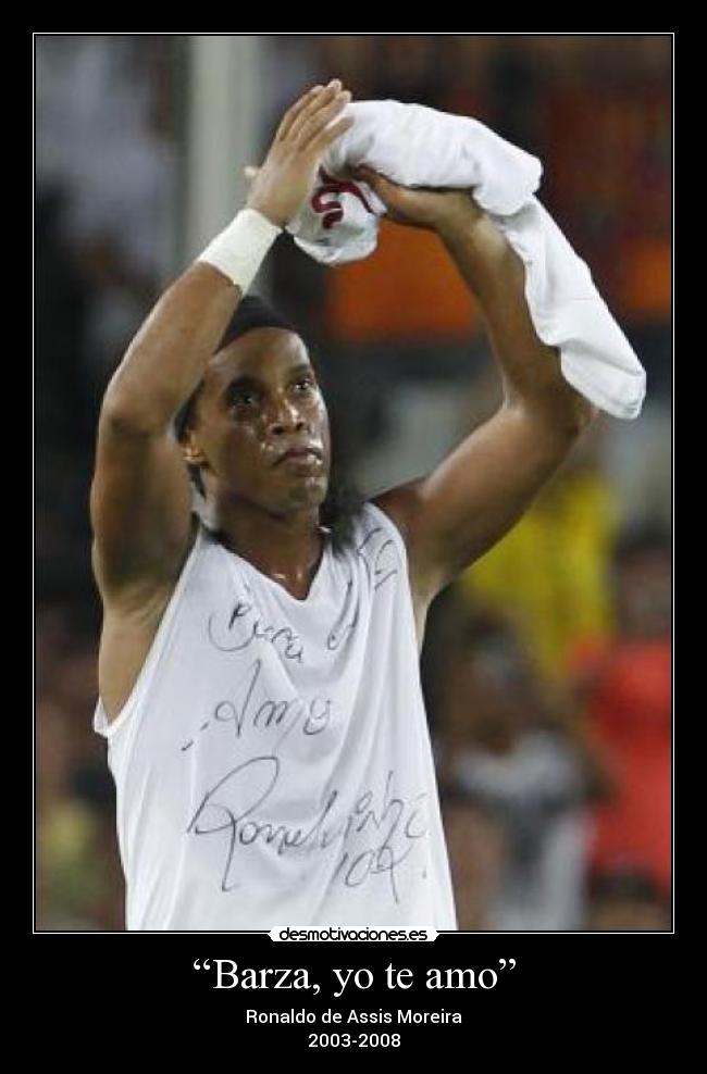 Ronaldinho, el mejor jugador que el mundo vio