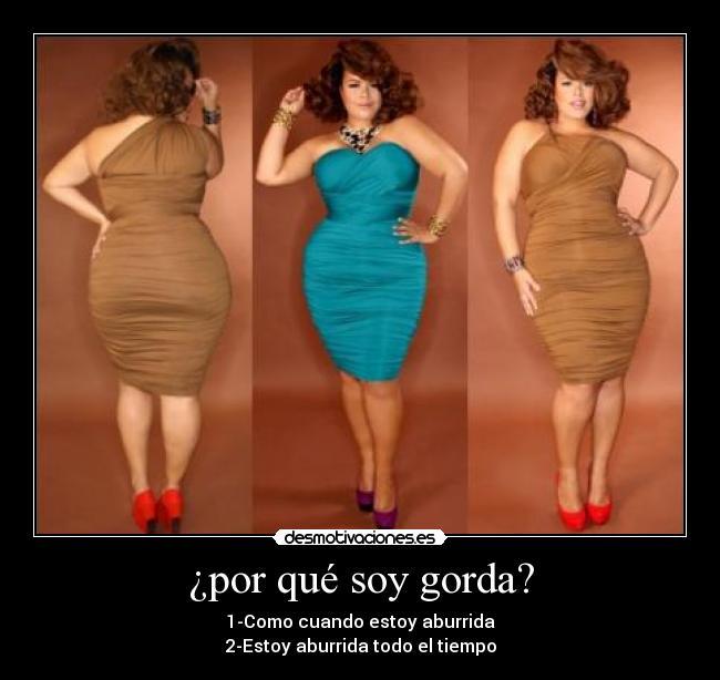 Soy Gorda