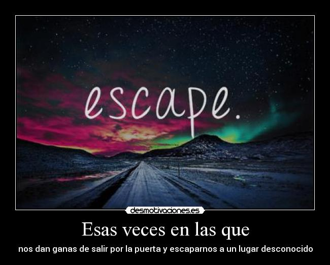 carteles escape form plastic beach desmotivaciones