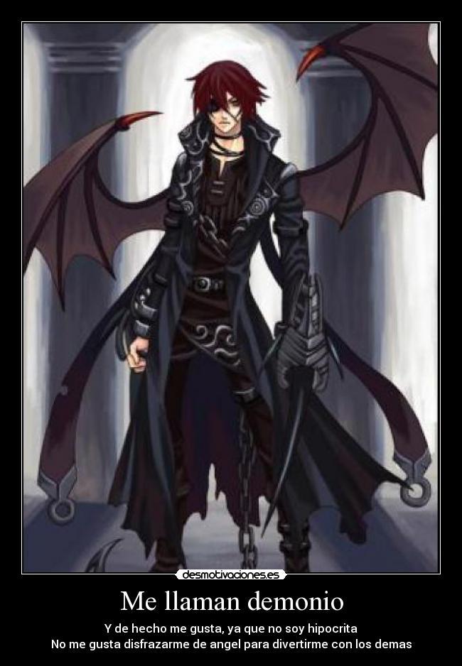 Me Llaman Demonio
