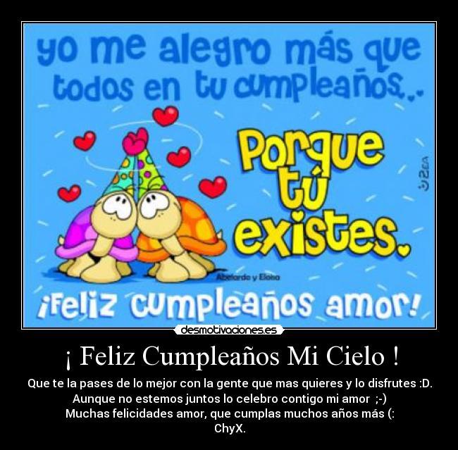 muchas felicidades en tu cumpleaños amiga