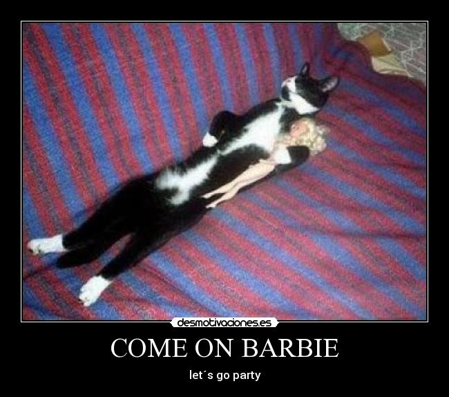 COME ON BARBIE - let´s go party
