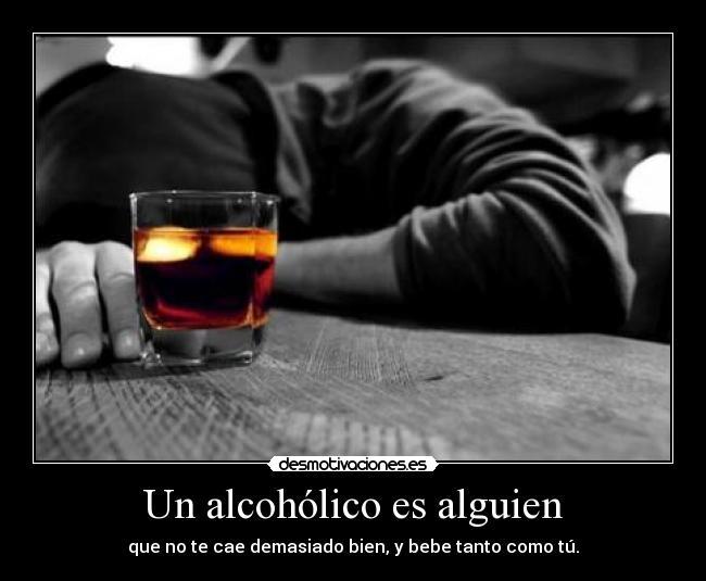 La hierba conventual del alcoholismo