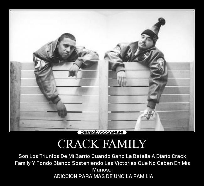 Gacelas crack family 360