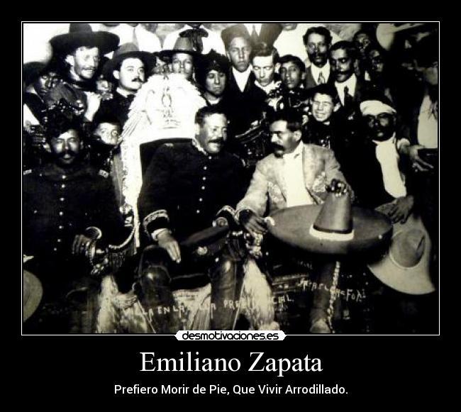 La Revolucin de Emiliano Zapata - Hoy 1972
