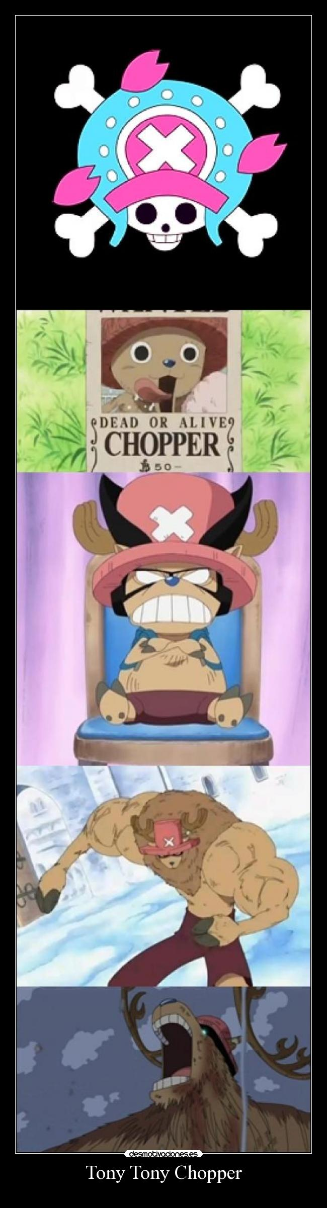 Tony Tony Chopper -
