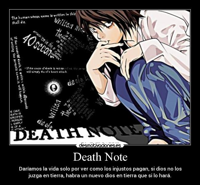 essay on death note Browse and read death note analysis essays death note analysis essays we may not be able to make you love reading, but death note analysis essays will lead you to.