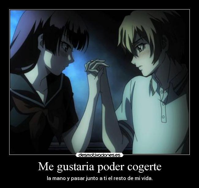 Imagenes de anime enamorado - Imagui