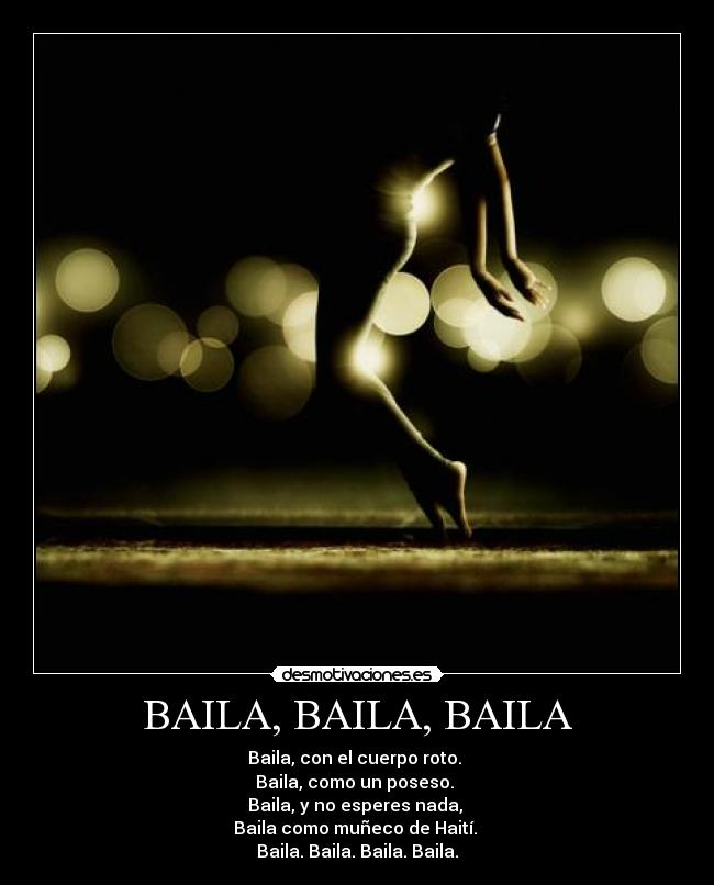 Preferência Frases de bailarinas desmotivaciones - Imagui XK25