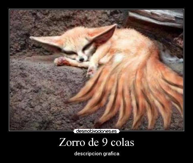 carteles naruto zorrode9colas anime desmotivaciones