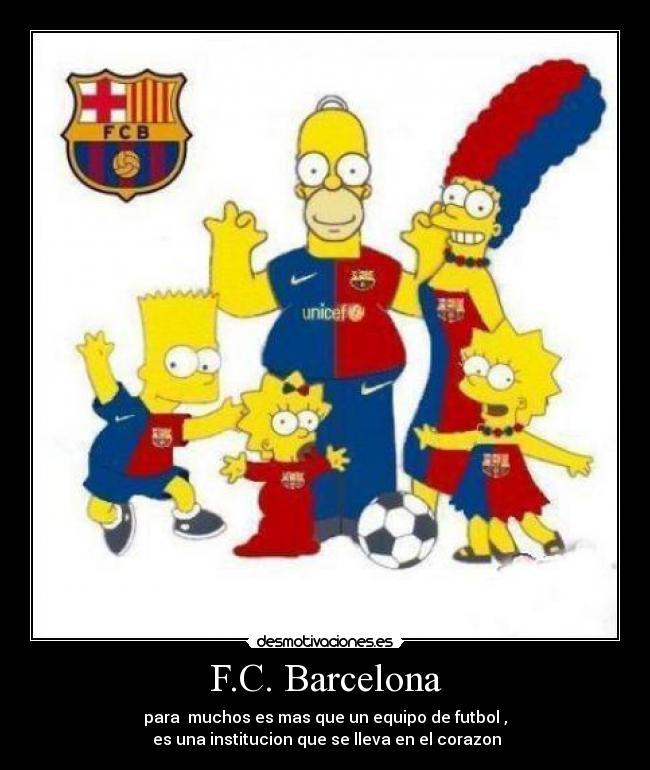 Fc Barcelona Desmotivaciones