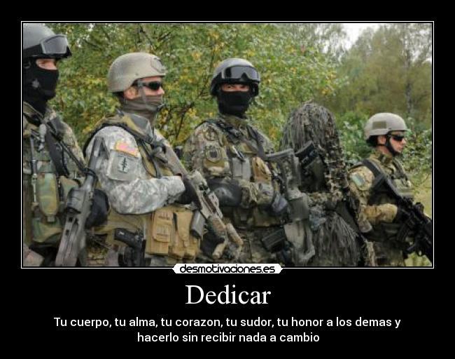 Frases De Soldados Facebook Carteles De Soldados Pag 44