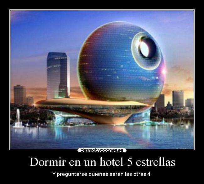 Dormir en un hotel 5 estrellas desmotivaciones - Hotel salamanca 5 estrellas ...