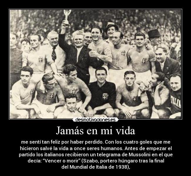 Argentina no merece tener la Copa Mundial de 1978 y 1986