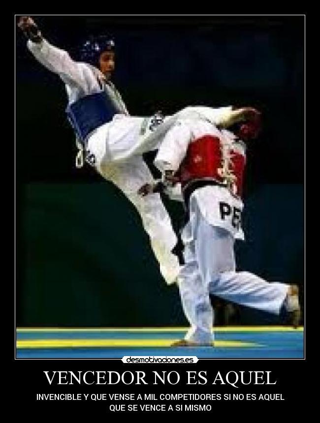 Imágenes Y Carteles De Taekwondo Pag 25 Desmotivaciones