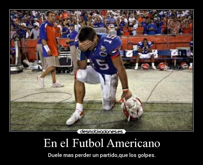 En El Futbol Americano