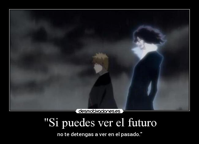 carteles zangetsu and ichigo the movie dos clandesplazado voten traere mas tuentis cola desmotivaciones