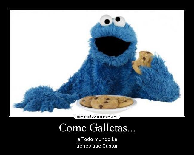 Lucas monstruo come galletas precio - Imagui