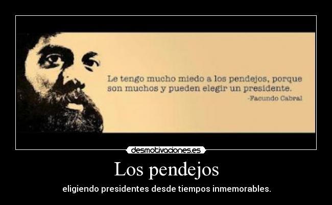 Los Pendejos