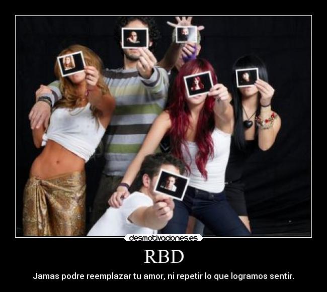 locura rbd: