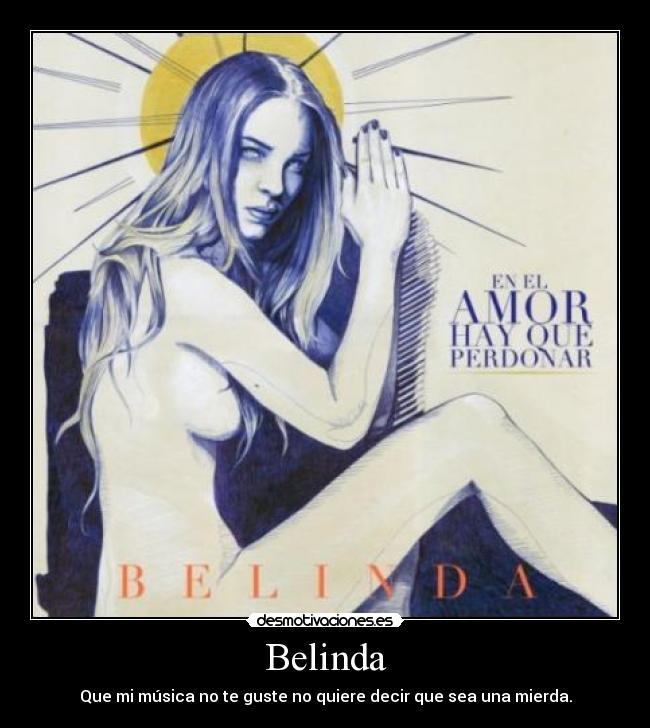 mtv latino belinda: