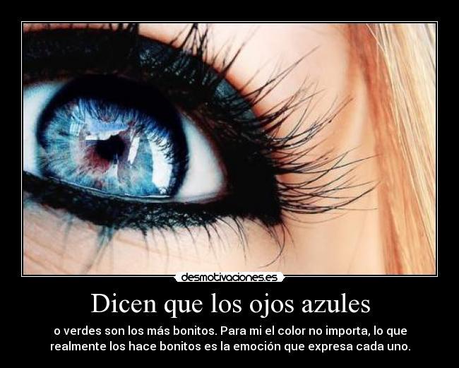 Ojos Azules Bonitos Imagui