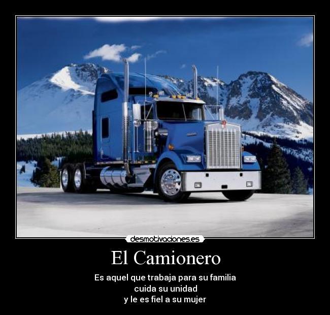 El Camionero Desmotivaciones